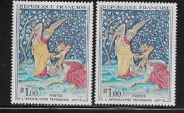 FRANCE  ( FVT - 186 )  1965  N° YVERT ET TELLIER    N°  1458  N** - Variedades: 1960-69 Nuevos