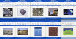 Meteoritics & Planetary Science 2005  (10 Numbers+geological Map) - Astronomy