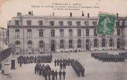 Versailles 1er Génie La Remise Des Décorations - Casernas