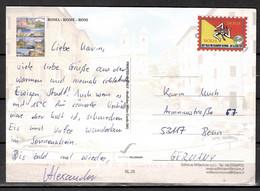 Italien, Privatpost (Nur Gültig Für Das Friendpost-Netzwerk); Auf Karte Nach Deutschland; B-1167 - Unclassified