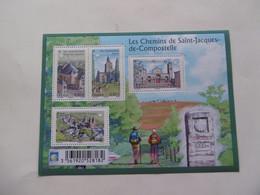 FRANCE 2013  F4725 * *    BLOC  LES CHEMINS DE COMPOSTELLE - Nuovi
