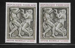 FRANCE  ( FVT - 222 )  1968  N° YVERT ET TELLIER    N°  1569   N** - Variedades: 1960-69 Nuevos
