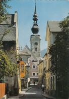 1083) KIRCHDORF A. D. KREMS / OÖ - Gasse Mit Haus Details U. Kirche - - Sin Clasificación