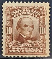 USA 1903 - MLH - Sc# 307 - 10c - Ungebraucht