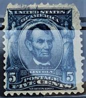 USA 1903 - Mint/thins! - Sc# 304 - 15c - Ungebraucht