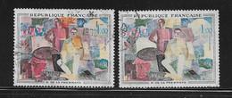 FRANCE  ( FVT - 228 )  1961  N° YVERT ET TELLIER    N°  1322 - Variétés: 1960-69 Oblitérés