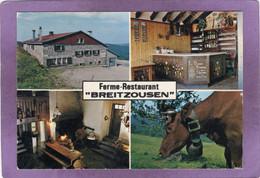 88 FERME RESTAURANT BREITZOUSEN Multivues  Prop. R. DEYBACH Multivues Ferme Auberge Vache Avec Clarine - Ohne Zuordnung