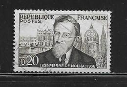 FRANCE  ( FVT - 229 )  1960  N° YVERT ET TELLIER    N°  1242 - Variétés: 1960-69 Oblitérés
