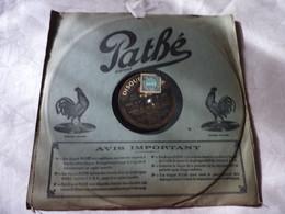 Disque 78 T Phonographe GRAMOPHONE Pathé - Roméo Et Juliette Opéra De Gounod N°1505 - 78 G - Dischi Per Fonografi
