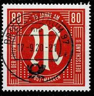 Bund 2020,Michel# 3564 O  Tag Der Briefmarke: 75 Jahre AM-Post - Gebraucht