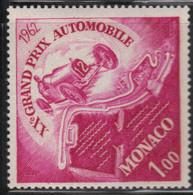 Monaco 1962 Yvert 574 Neuf** MNH (AE84) - Ongebruikt