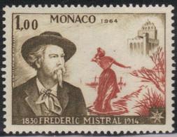 Monaco 1964 Yvert 660 Neuf** MNH (AE84) - Ongebruikt