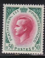Monaco 1960/65 Yvert 547 Neuf** MNH (AE87) - Nuovi