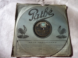 Disque 78 T Phonographe GRAMOPHONE Pathé - Roméo Et Juliette Opéra De Gounod N°1515 - 78 G - Dischi Per Fonografi