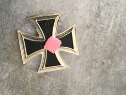 Croix De Fer 1939 Allemande Ww2 - 1939-45