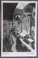 Berchtesgaden (Berchtesgadener Land) - Am Marktplatz / Auto - Berchtesgaden