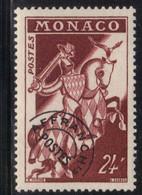Monaco 1954/59 Yvert Préo 14 Neuf** MNH (AF7) - Preobliterati