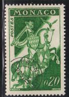 Monaco 1960 Yvert Préo 20 Neuf** MNH (AF7) - Preobliterati