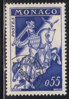 Monaco 1960 Yvert Préo 22 Neuf** MNH (AF7) - Preobliterati