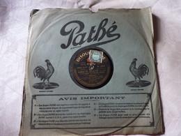 Disque 78 T Phonographe GRAMOPHONE Pathé - Roméo Et Juliette Opéra De Gounod N°1518 - 78 G - Dischi Per Fonografi