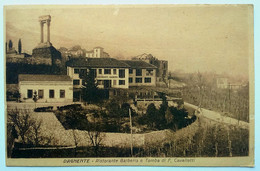 DAGNENTE (NOVARA) - Ristorante Barberis E Tomba F. Cavallotti - Novara
