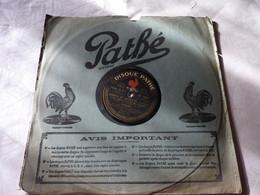 Disque 78 T Phonographe GRAMOPHONE Pathé - Roméo Et Juliette Opéra De Gounod N°1527 - 78 G - Dischi Per Fonografi