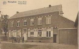138) Kiezegem - Hoeve Broos - Tielt-Winge
