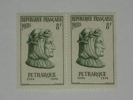 FRANCE 1956  Pétrarque Poète Italien YT 1082 Neuf** - Neufs