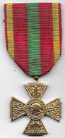 Croix Du Combattant Volontaire  39 - 45 - Francia
