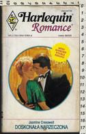 """Lotto Cinque Libri """"HARLEQUIN ROMANCE-n°40/127/150/85/229"""" In LINGUA POLACCO- - Romanzi"""