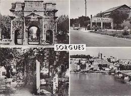 84 - SORGUES Hostellerie Entre Avignon Et Orange - Multi Vues - CPSM - Sorgues