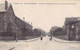 Seine-Saint-Denis - Villemomle - Avenue Joséphine Prise De L'avenue Des Ecoles - Villemomble