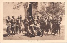CPA - Hte-Volta - Danseur Mossi - Burkina Faso