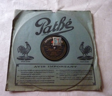 Disque 78 T Phonographe GRAMOPHONE Pathé - Rigoletto Opéra Verdi N° 1541 - 78 G - Dischi Per Fonografi
