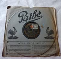 Disque 78 T Phonographe GRAMOPHONE Pathé - Rigoletto Opéra Verdi N° 1542 - 78 G - Dischi Per Fonografi
