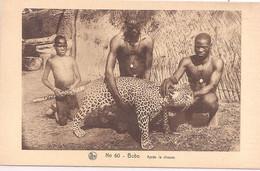CPA - Hte-Volta - Bobo Après La Chasse - Burkina Faso