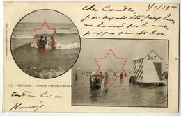 A Bergeret Et Cie - Nancy. (Quelle Mer Delicieuse) Oostende - Ostende - Oostende