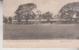 QUEEN'S PARK HOTEL PORT OF SPAIN TRINIDAD 1906  NICE STAMP - Trinidad