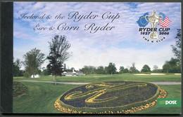 2006 Ireland Ryder Cup Golf Booklet - Cuadernillos/libretas