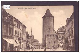 ROMONT - GRANDE RUE - TB - FR Fribourg