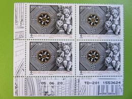 Timbre France YT 5414 - Architecture - 800ème Anniversaire Construction Cathédrale D'Amiens - 05.06.20 - 2020 - NEUF - 2010-....