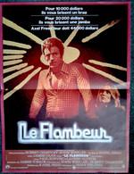Lot De 8 Affiches De Cinéma 40X60 Années 70 Et + (Spielberg, B Willis, Greystoke...) - Affiches & Posters
