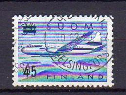 FINLANDE     Oblitéré      Y. Et T.    PA N° 7      Cote: 3,75 Euros - Used Stamps