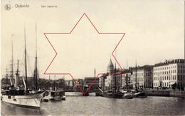 Bassins - Ingang Centrum - Handelskaai (Les Bassins) Oostende - Ostende (DOOS 8) - Oostende