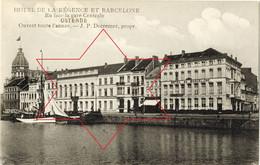 Bassins - Ingang Centrum - Handelskaai (Hotel De La Regence Et Barcelone) Oostende - Ostende (DOOS 8) - Oostende