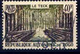 TOGO -274° - LE TECK - Togo (1960-...)