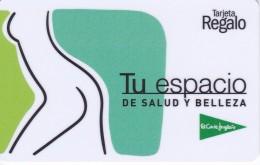 TARJETA DE ESPAÑA DE EL CORTE INGLES DE SALUD Y BELLEZA (GIFTCARD) - Gift Cards