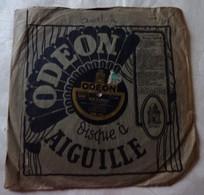 Disque 78 T Gramophone Phonographe Odéon - Accordéonniste Émile Vacher - KI 3555 - 78 G - Dischi Per Fonografi