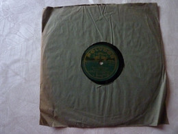 Disque GRAMOPHONE Polydor 524-384 - 78 G - Dischi Per Fonografi