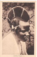 CPA - Hte-Volta - Coiffure Peul - Burkina Faso